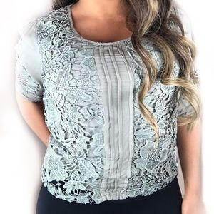 Gorgeous textured Solitaire Blouse!